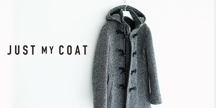 JUST MY COAT