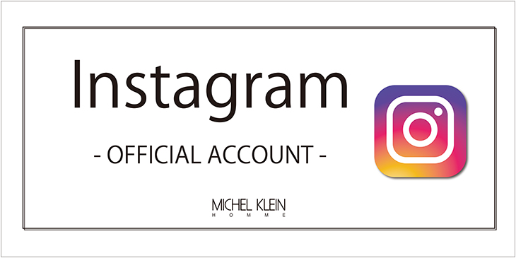 official instgramのご案内